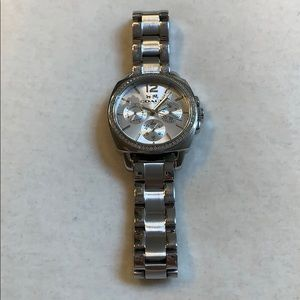 Coach Stainless Steel Women's Watch